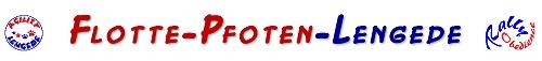 Flotte Pfoten Logo